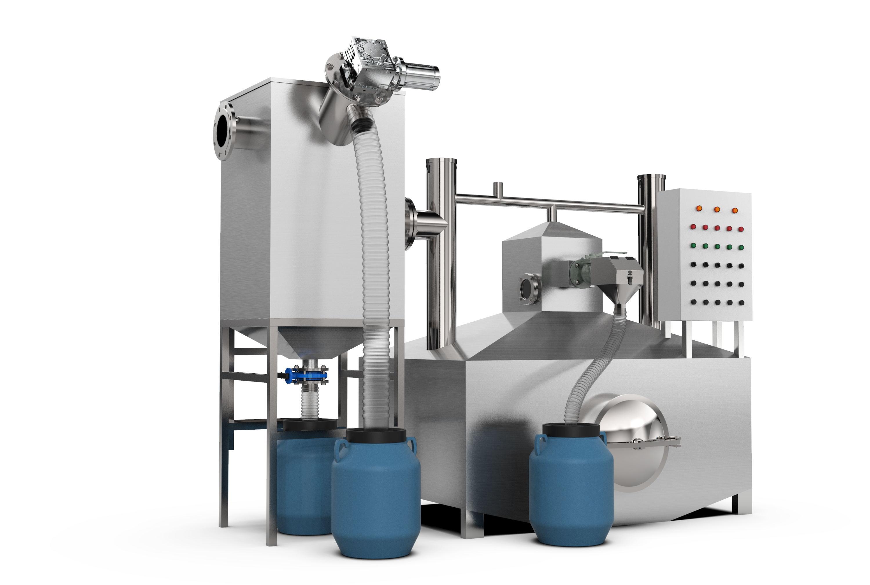方形全自动油水分离器(无提升)