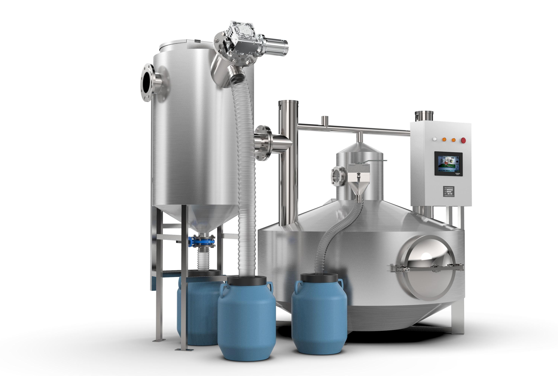 圆形油水分离器(无提升)