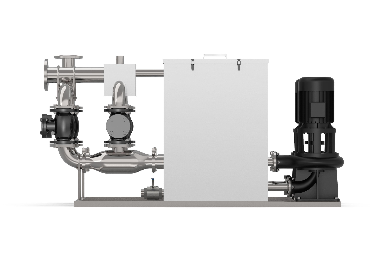 一体化污水提升设备(外置式)
