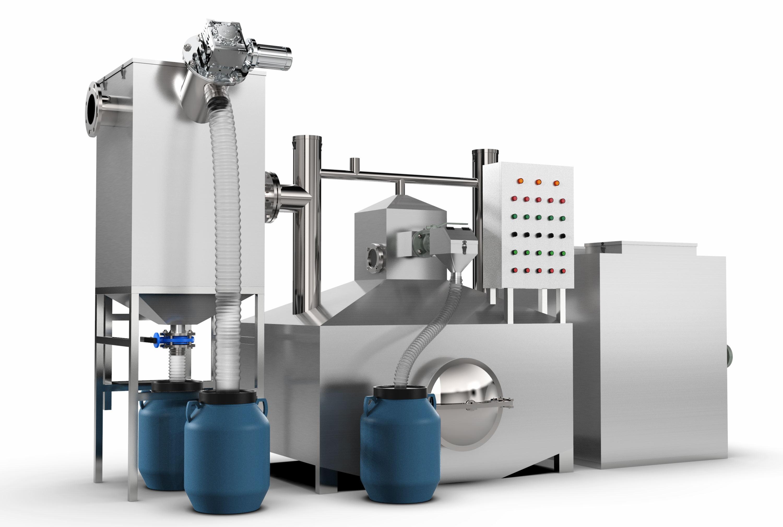 方形全自動油水分離器(帶提升)