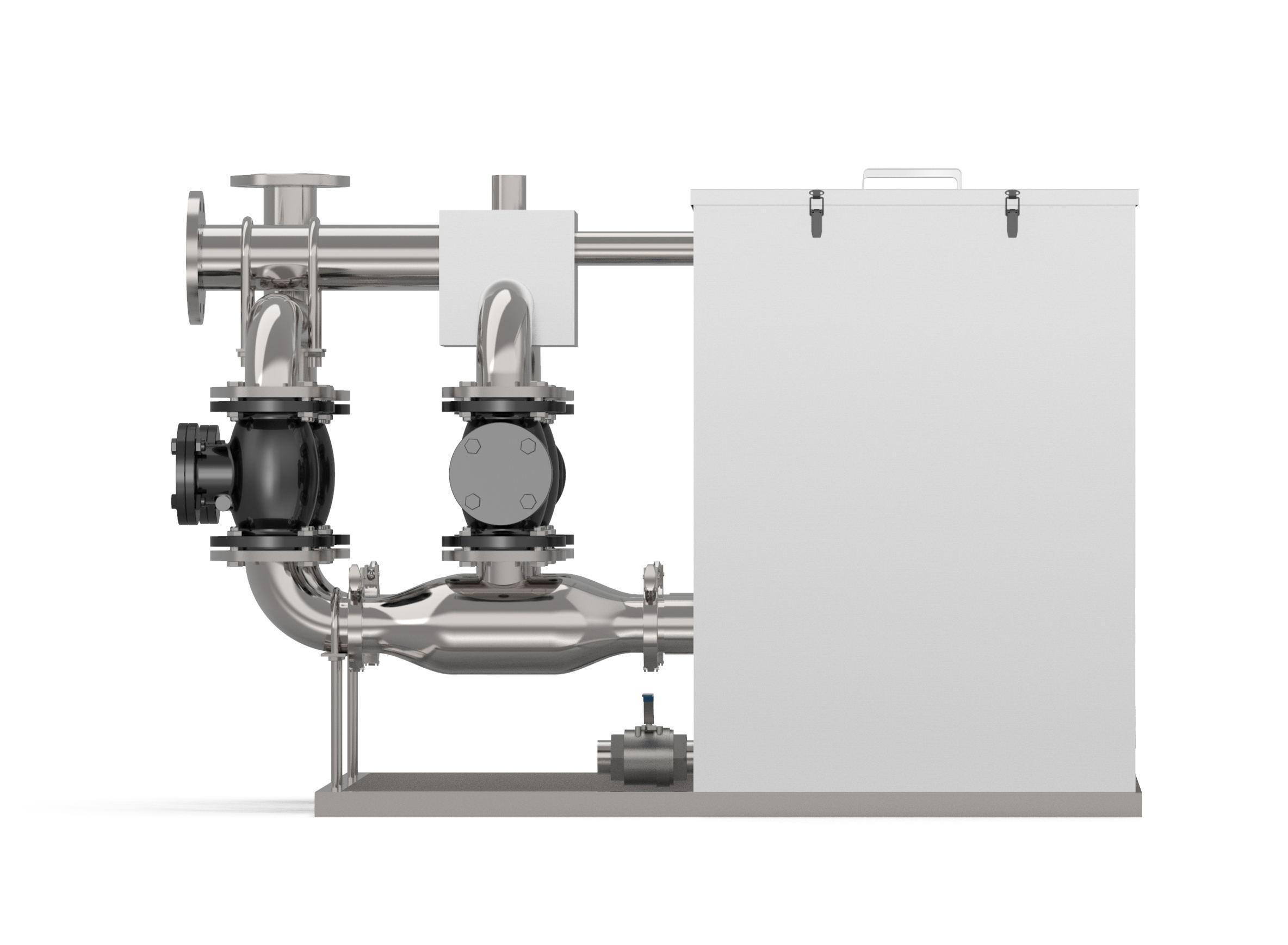 一体化污水提升设备(内置式)